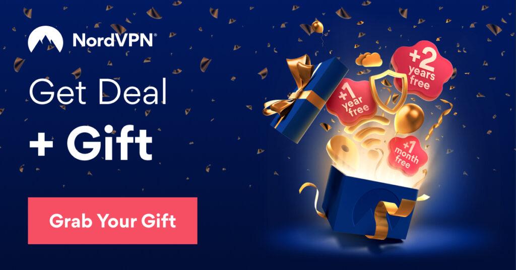 NordVPN - B Day Gifts