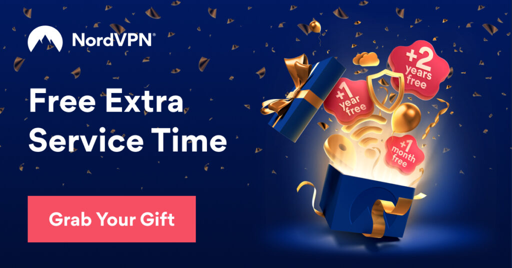 NordVPN - B Day Gifts